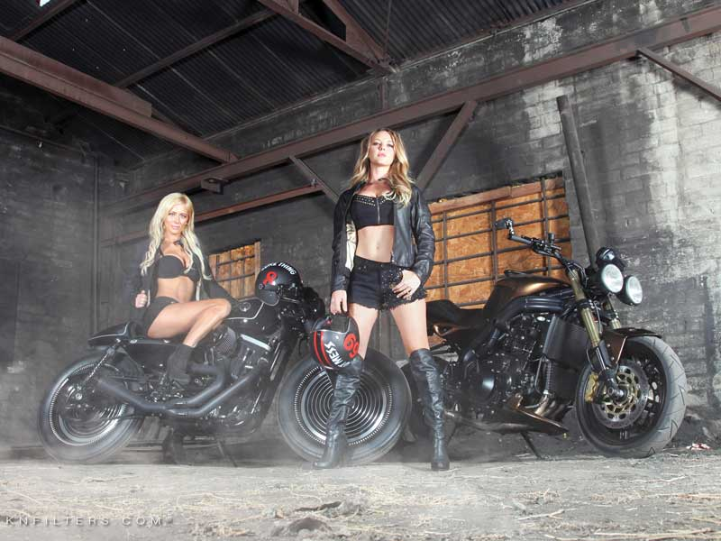 Tall Girls Join Tuned Cars In The 2015 K Amp N Calendar Autoevolution