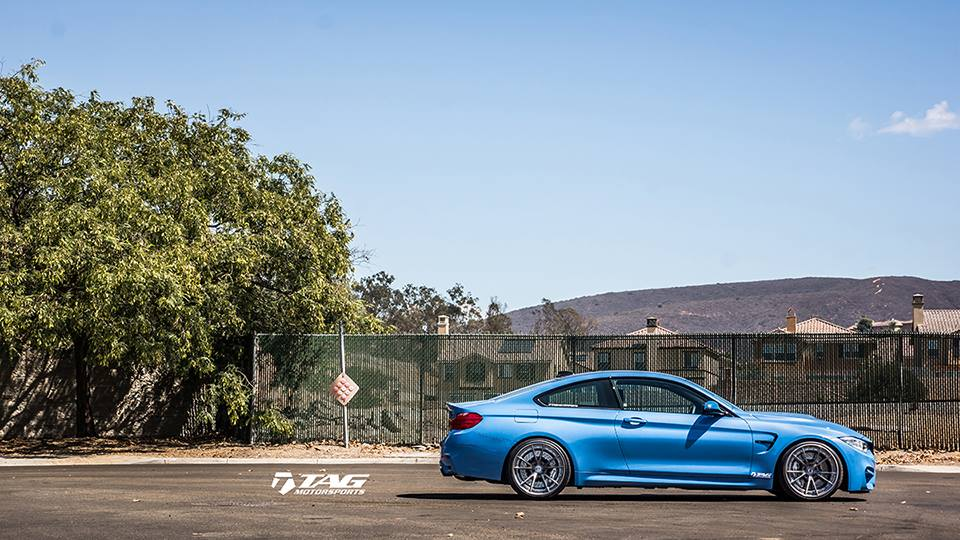 Targa Trophy Bmw M4 By Tag Motorsports Wants To Come Out And Play