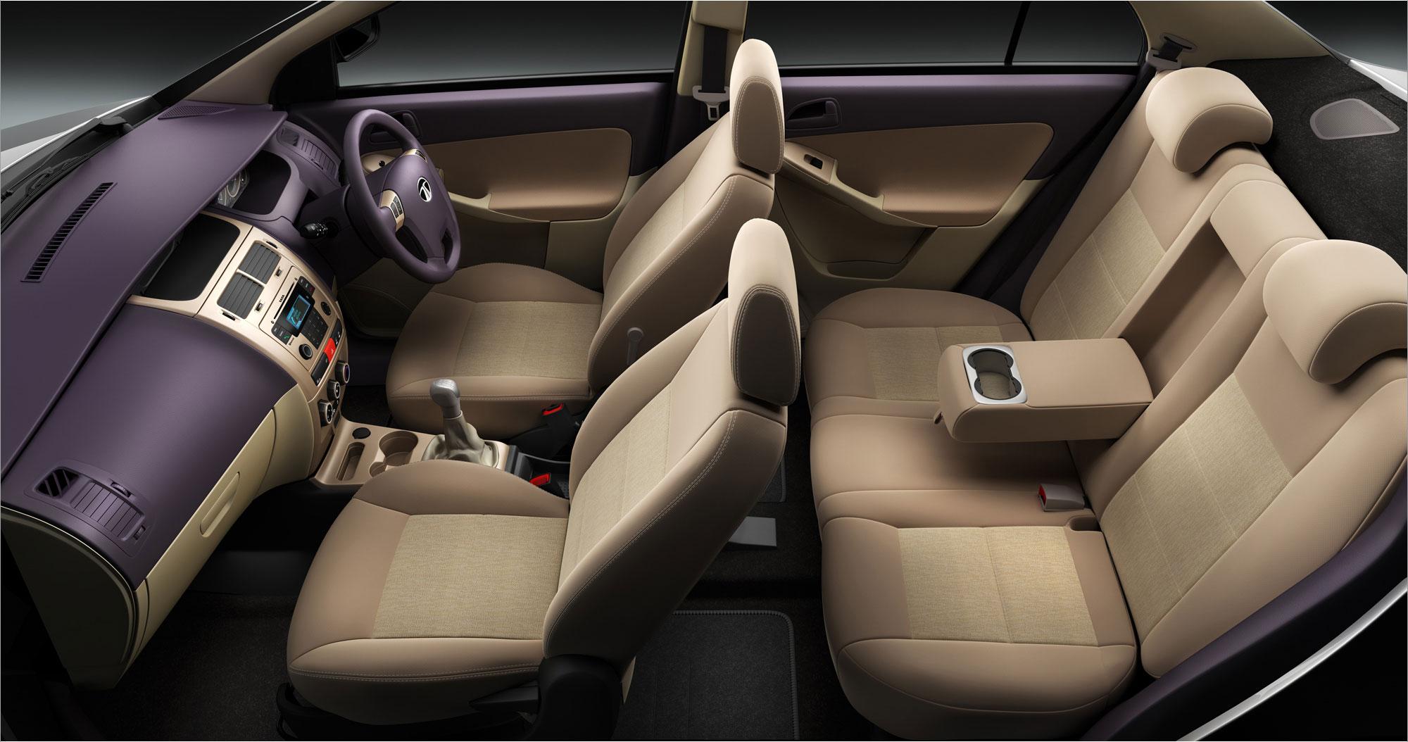 Tata Manza Facelift Revealed Autoevolution
