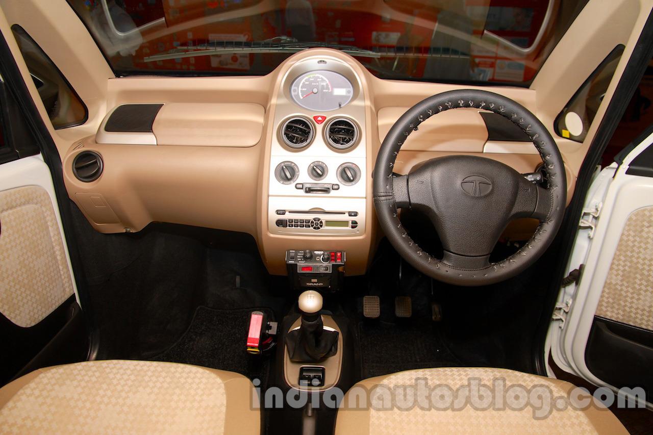 Tata Nano Patrol Car Is The Cheapest Police Cruiser