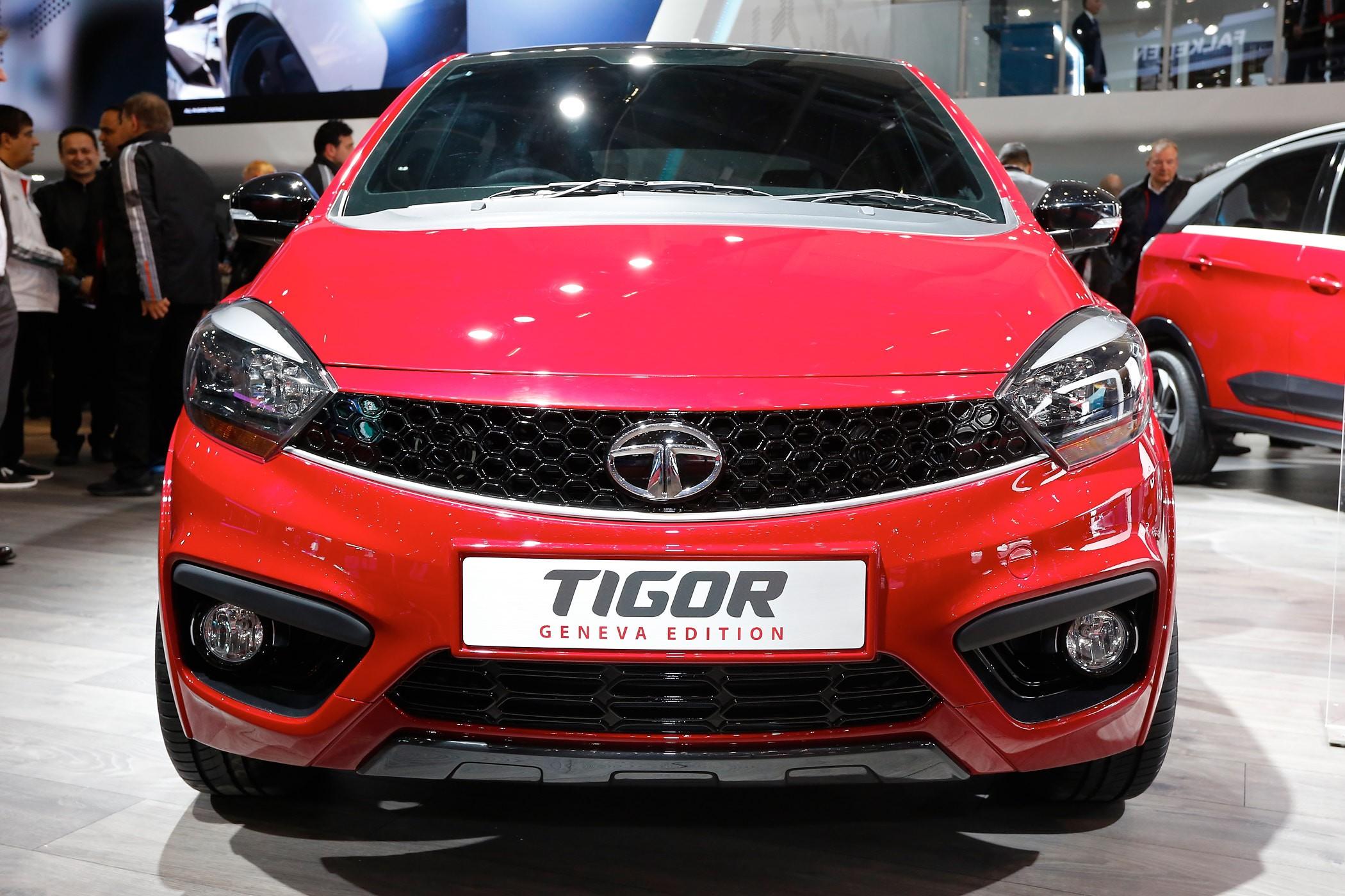 tata tigor unveiled in geneva its a subcompact model for