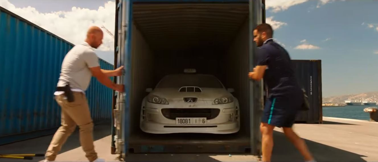 taxi 5 movie trailer shows disappointing samy naceri