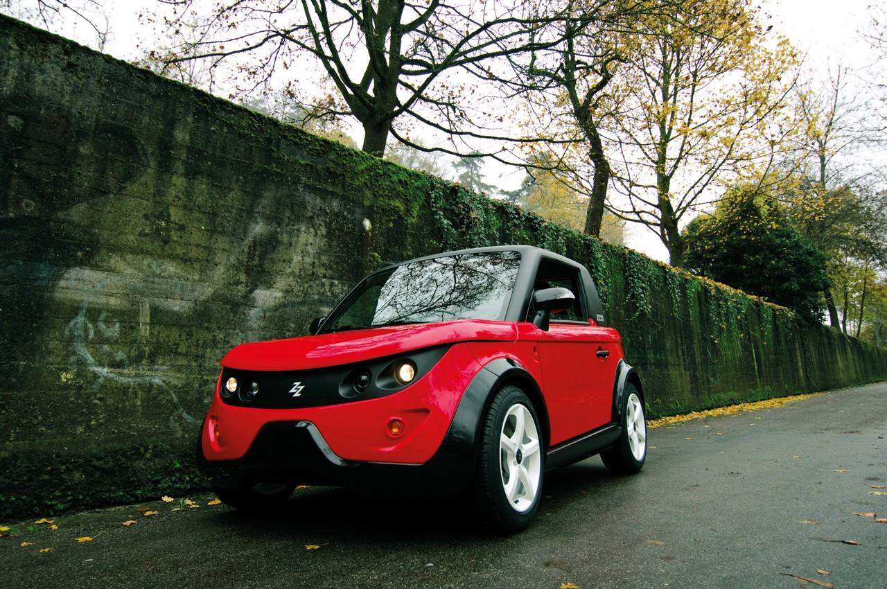 Tazzari Zero Priced at 18,000 Euros - autoevolution