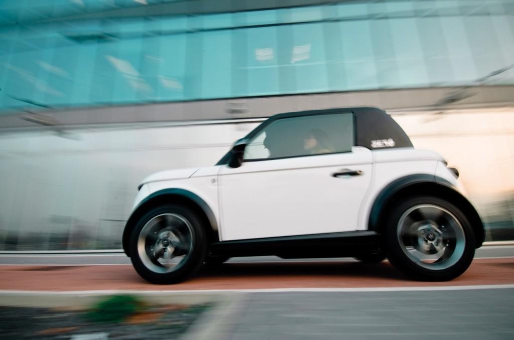 Kandi Coco Electric Car Price