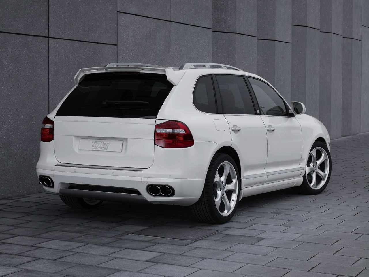 Techart Cayenne Diesel Tuning Package Autoevolution