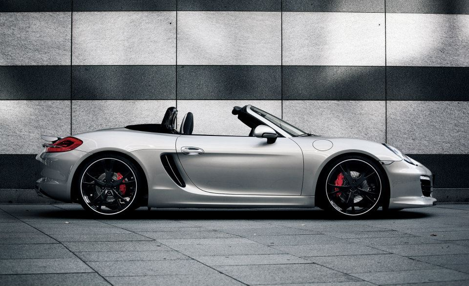 Techart Porsche Boxster 981 Fully Revealed Ahead Of Essen