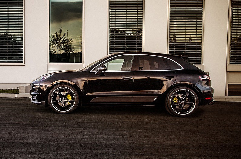 techart tunes the porsche macan s diesel to 300 hp autoevolution. Black Bedroom Furniture Sets. Home Design Ideas