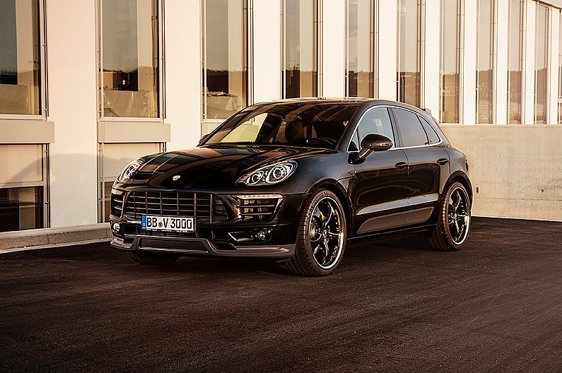 Techart Tunes The Porsche Macan S Diesel To 300 Hp