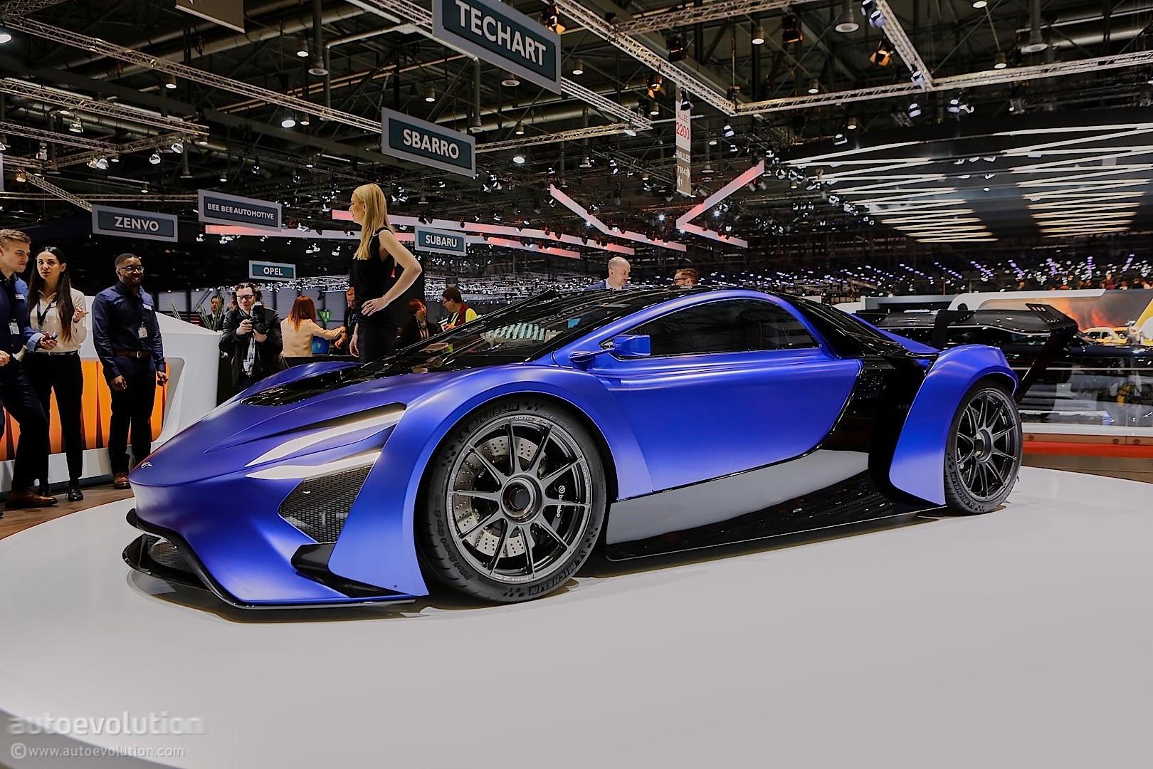 Techrules promises revolutionary propulsion system has - Auto motor show ...