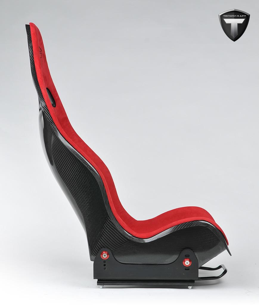 Tecnocraft Introduces T2 Carbon Fiber Seats Autoevolution