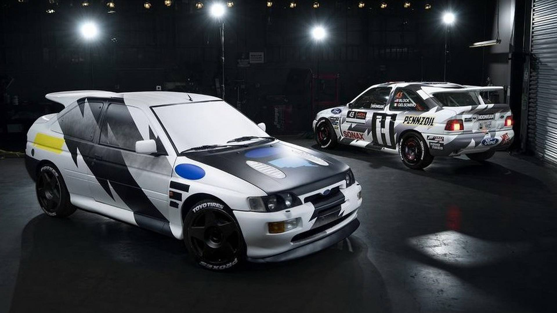 Some Gymkhana Cars and More of Ken Block's Follies ...
