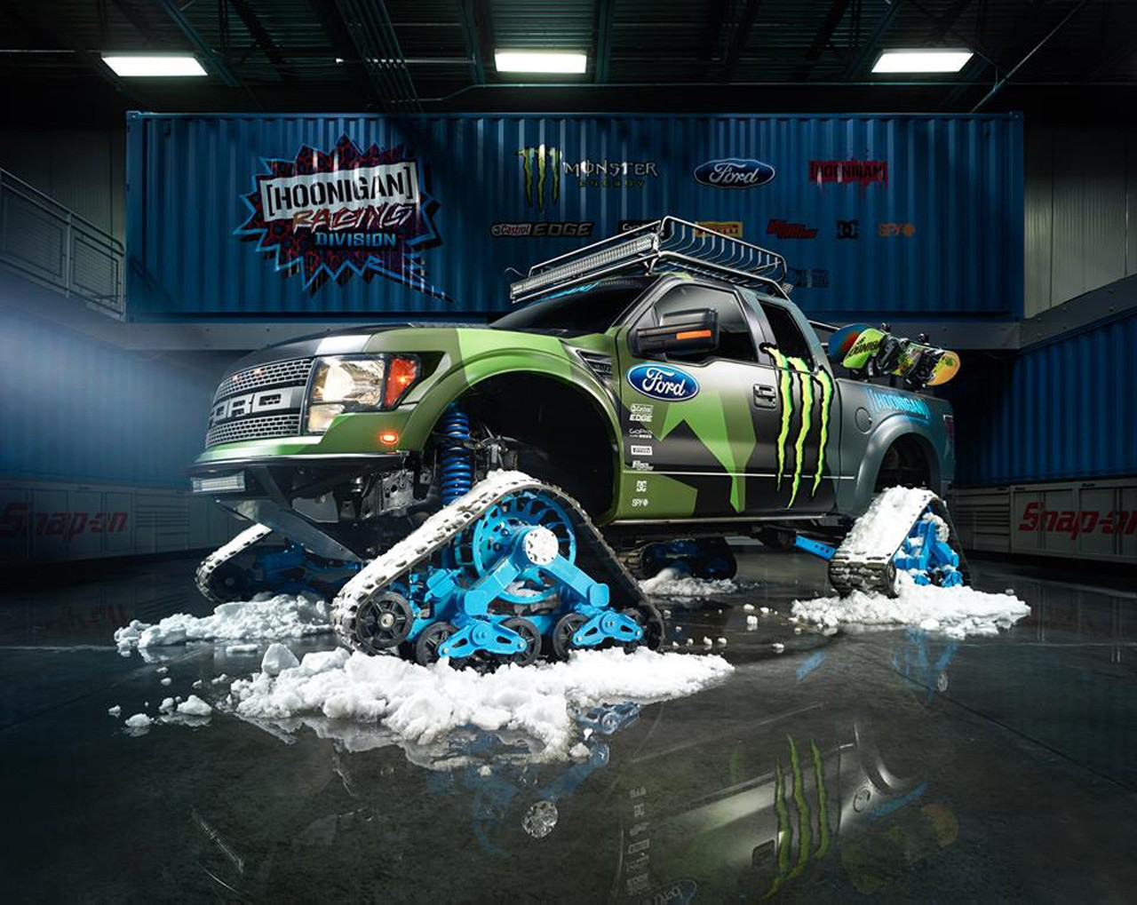 Some Gymkhana Cars and More of Ken Block's Follies - autoevolution