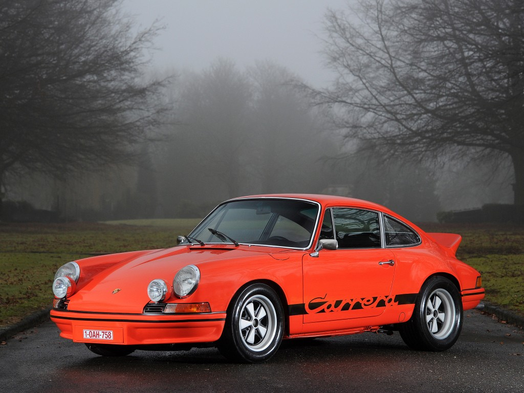 Volkswagen Group Latest Models >> Ten of the Coolest Porsche 911 Models of All Time - autoevolution