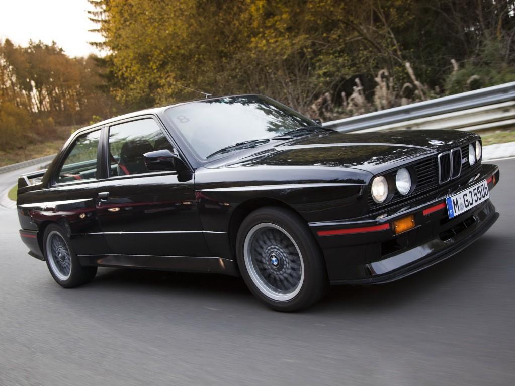 ... 1990 BMW M3 Sport Evolution (E30) ...