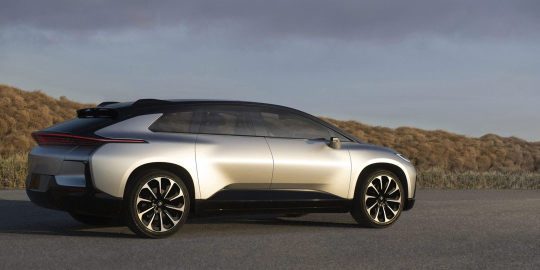 Tata Motors denies investing in Tesla rival Faraday Future