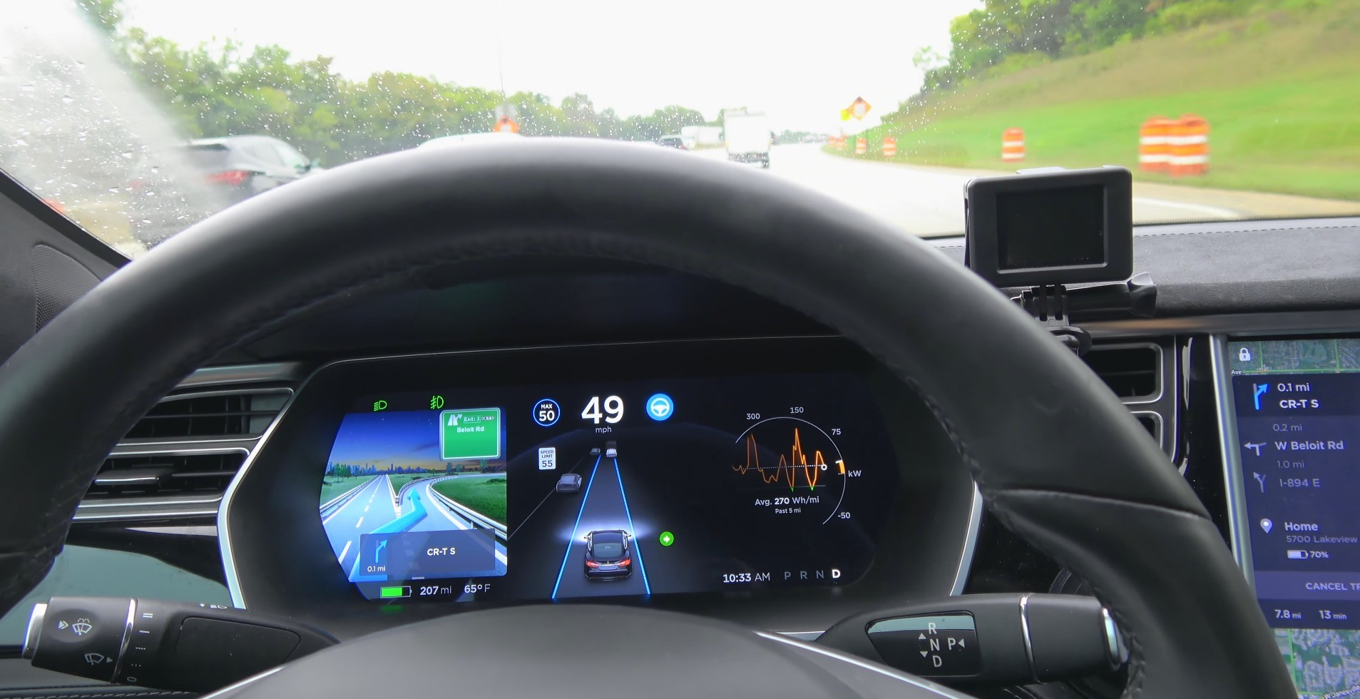 A short history of mercedes benz autonomous driving for Mercedes benz autopilot