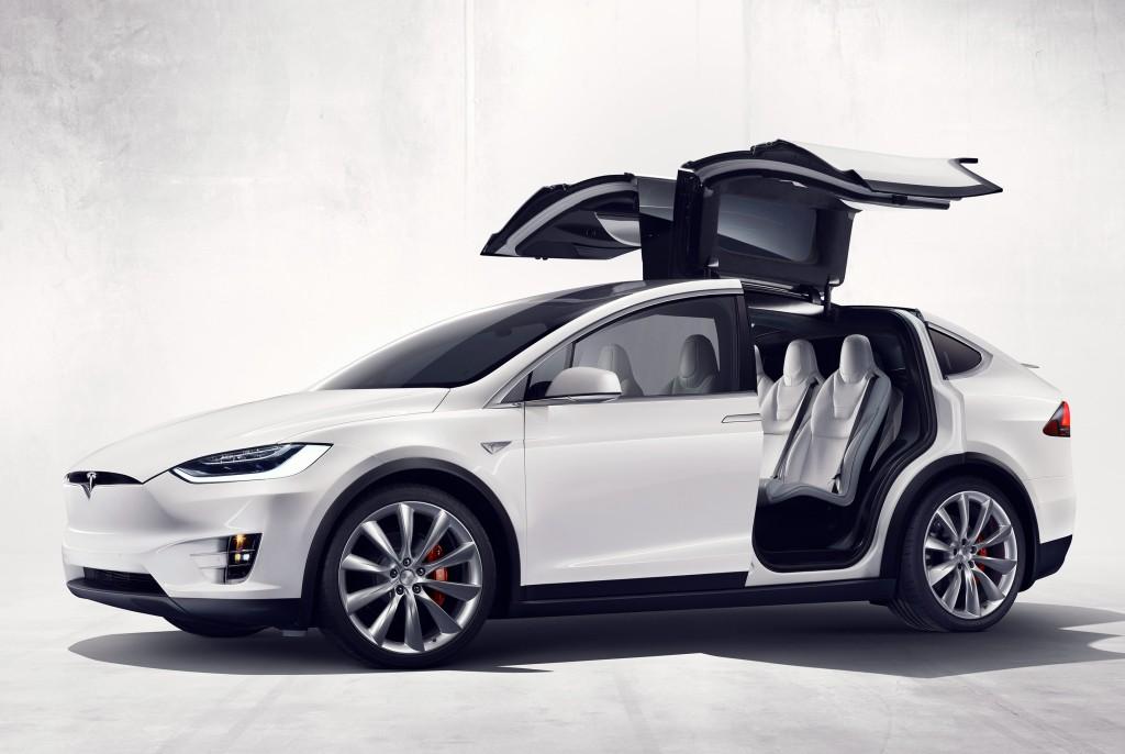 Image result for TESLA Model X 60 kWh