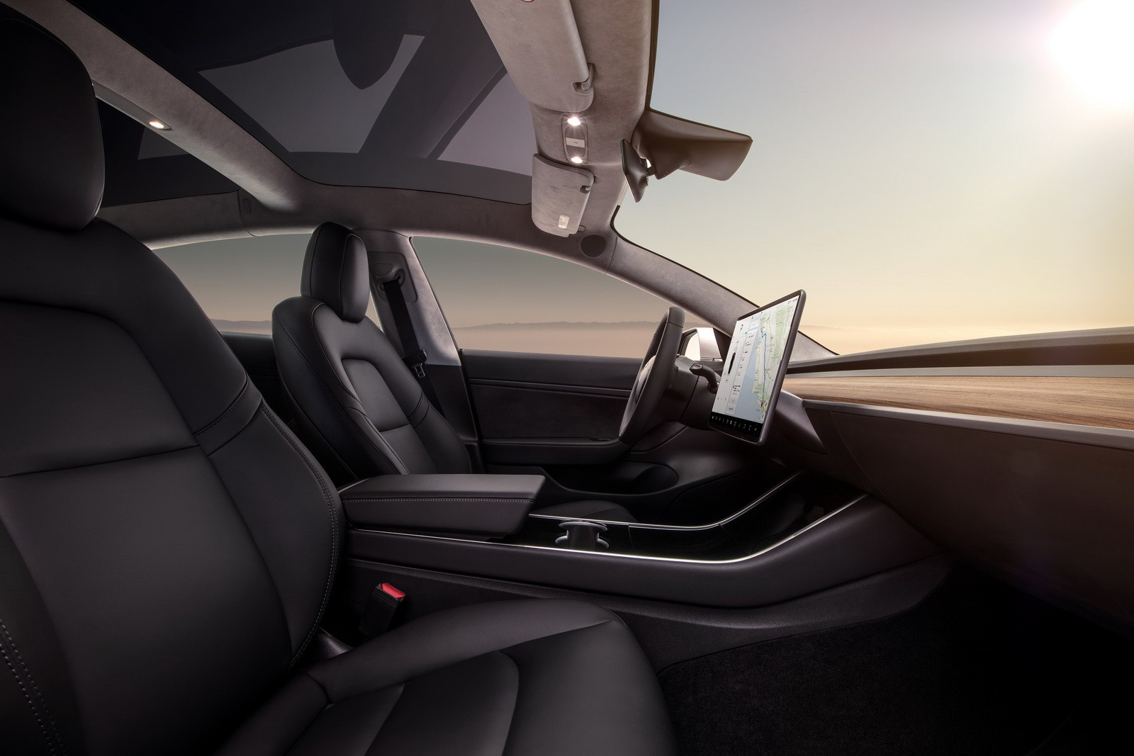 tesla model x recalled over rear seat issue us deliveries rise to 2 700 suvs autoevolution. Black Bedroom Furniture Sets. Home Design Ideas