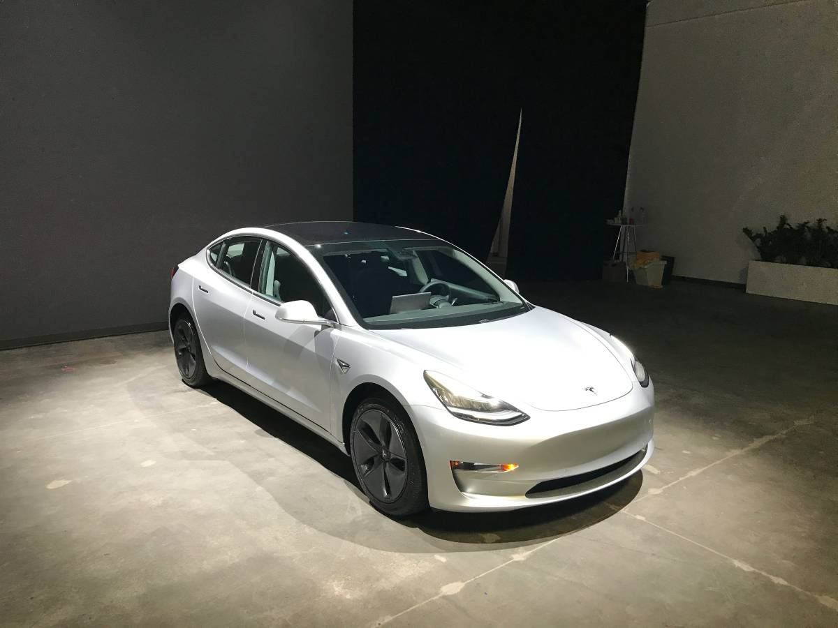 Tesla Model 3 Review Sees Doug DeMuro Talk About Plenty Of Quirks
