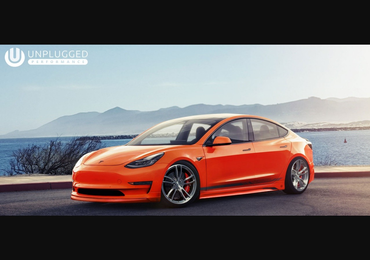 tesla model 3 tuning program confirmed by unplugged. Black Bedroom Furniture Sets. Home Design Ideas