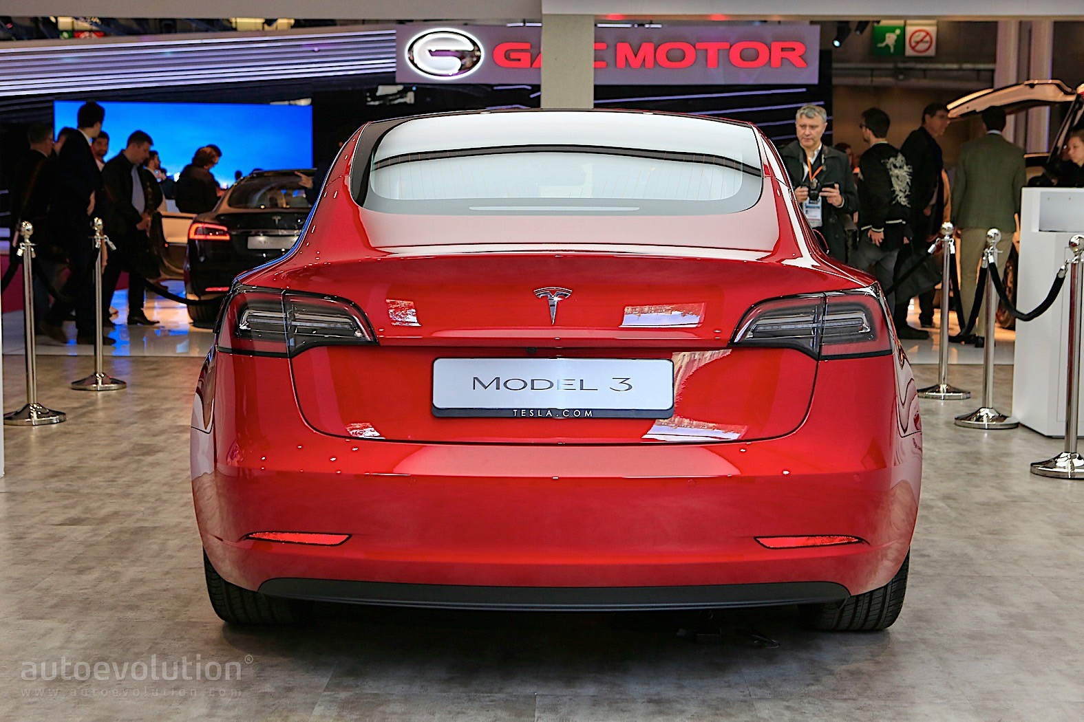 Tesla Model 3 Standard Battery Deliveries Scheduled For Q1 ...