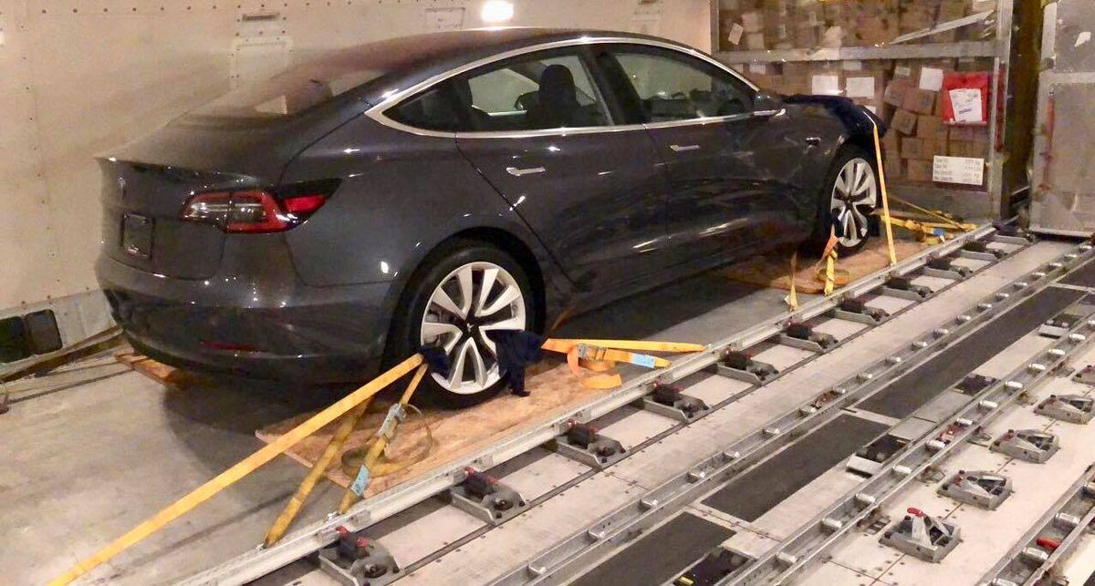 Former Tesla Employees Warn of Defective Model 3 Batteries
