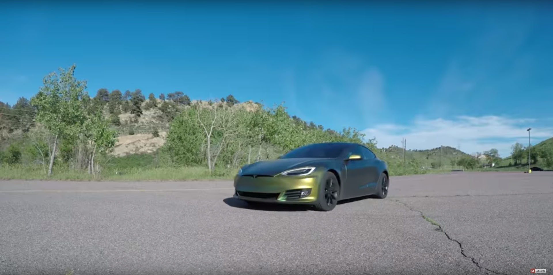 Tesla Model S Acceleration Is Legendary, But How Fast Will ...