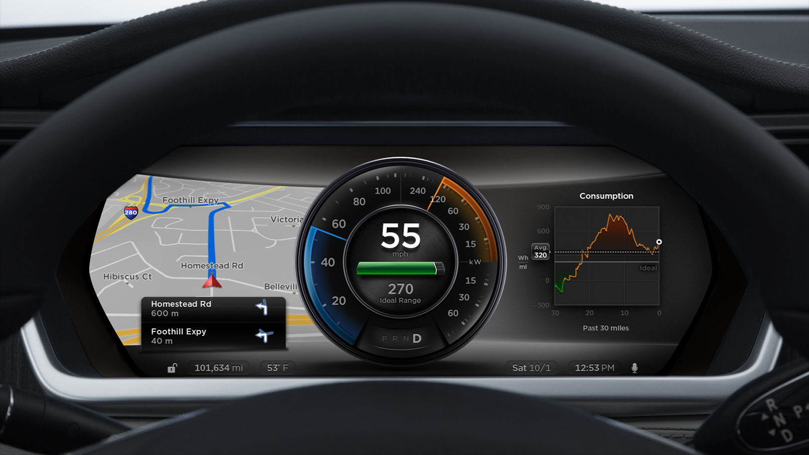 Tesla Model S P85d 85d 60d Pricing Tech Package With