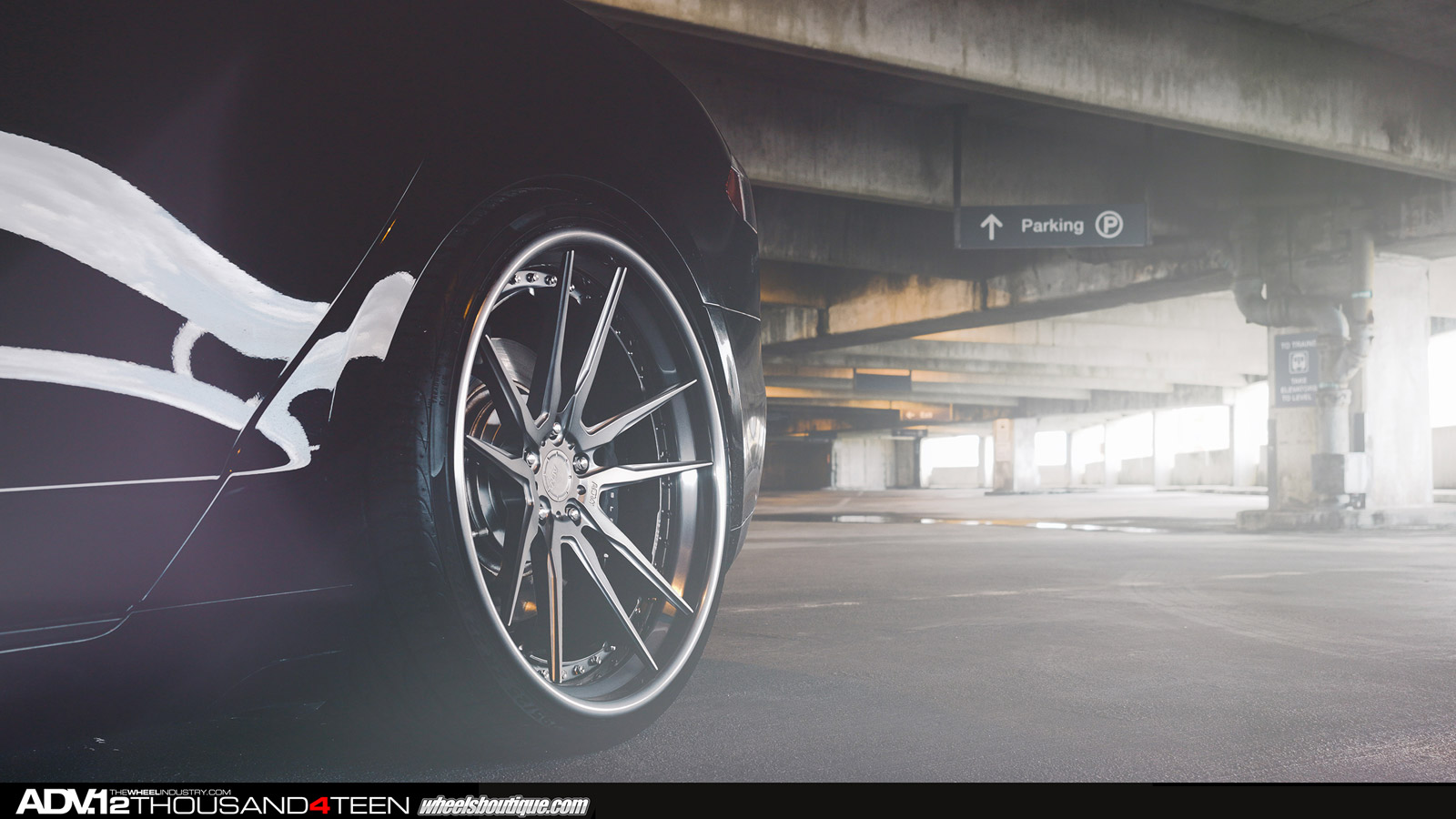 22 Inch Tires >> Tesla Model S Receives 22-inch ADV.1 Wheels - autoevolution