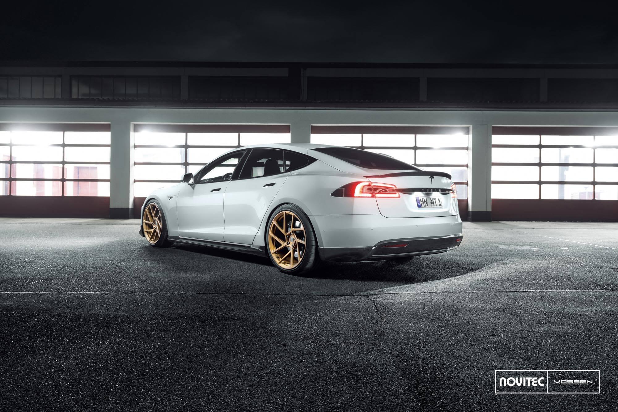 Tesla Model S Standard Range Removed From UK Configurator