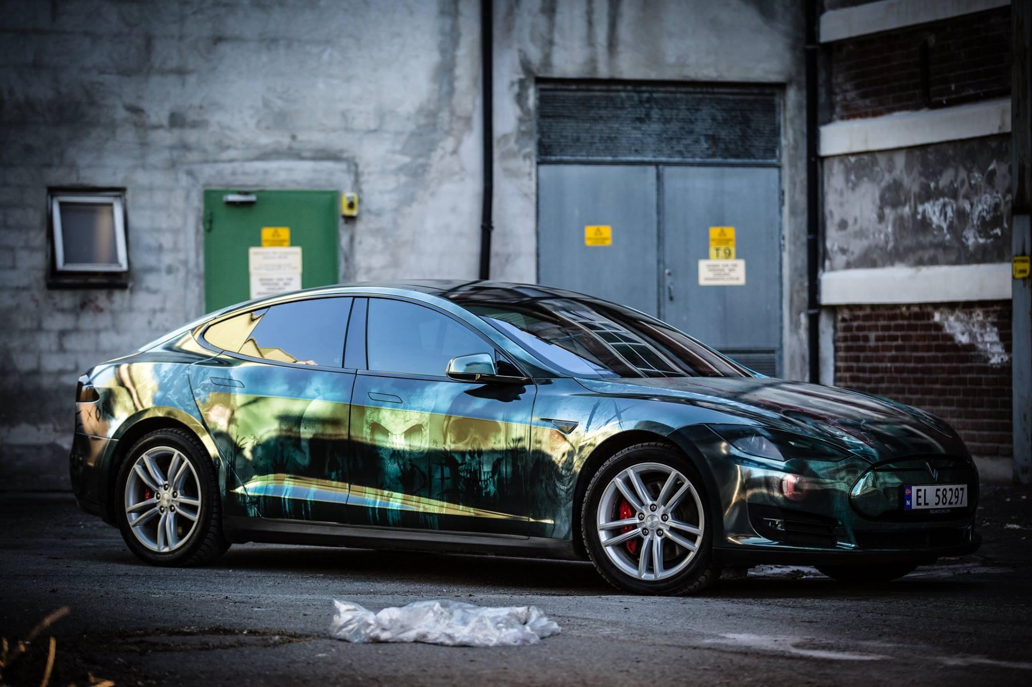 Custom Built Electric Cars