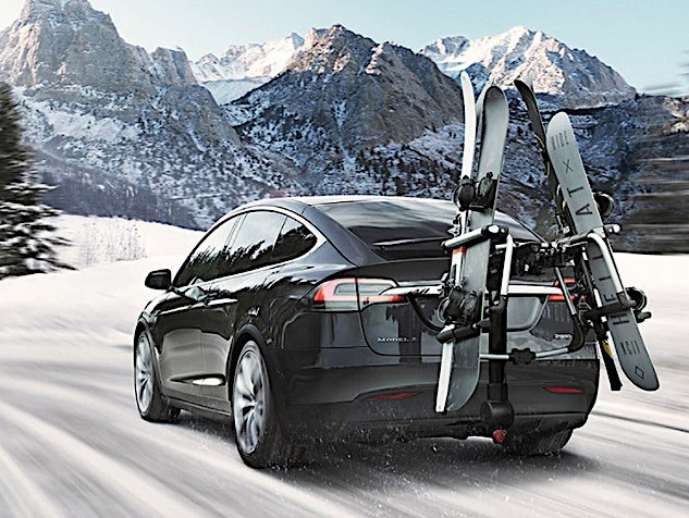 tesla model x 100d to become police cars in switzerland autoevolution. Black Bedroom Furniture Sets. Home Design Ideas