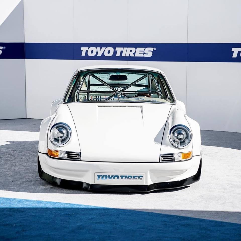 Tesla Powered Porsche 911 Rwb Promises The Best Of Both
