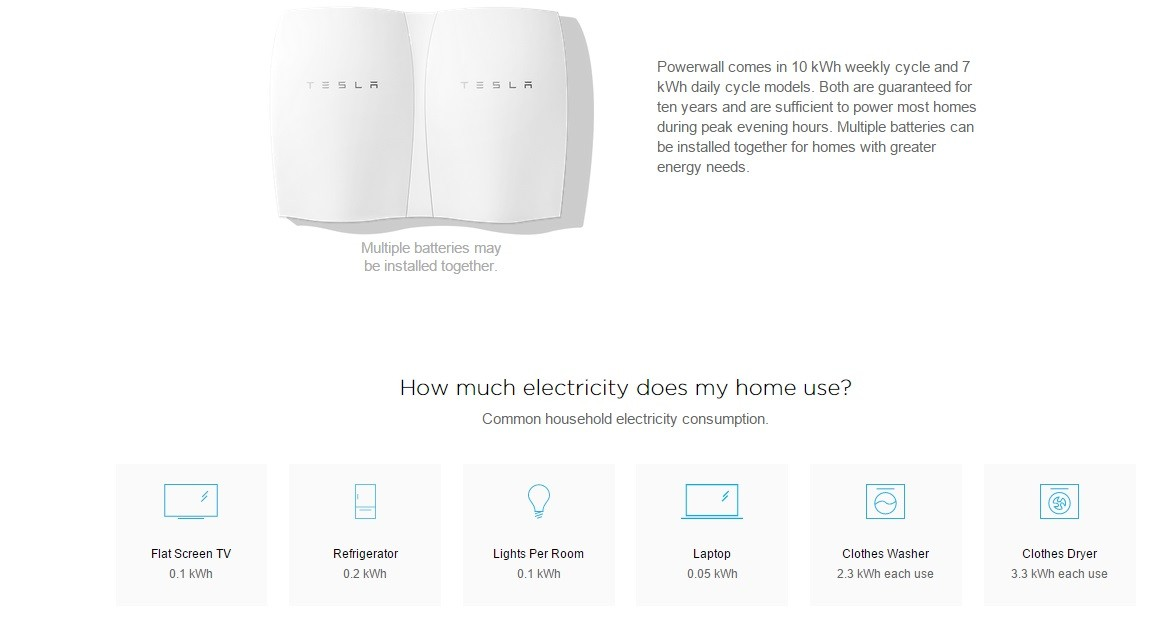 tesla powerwall battery launched  deliveries begin this
