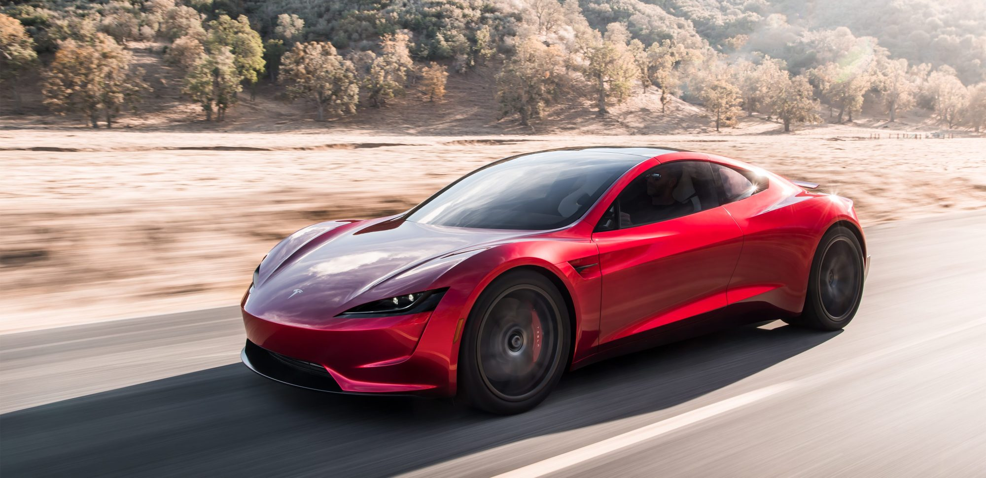 First Look at the Tesla Roadster's Trunk and Hatch Shows No Rear