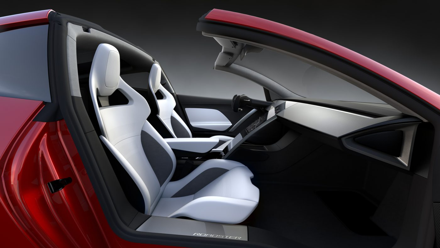 Tesla Roadster\'s 1.9-Second 0-60 Acceleration Poses One Big First ...