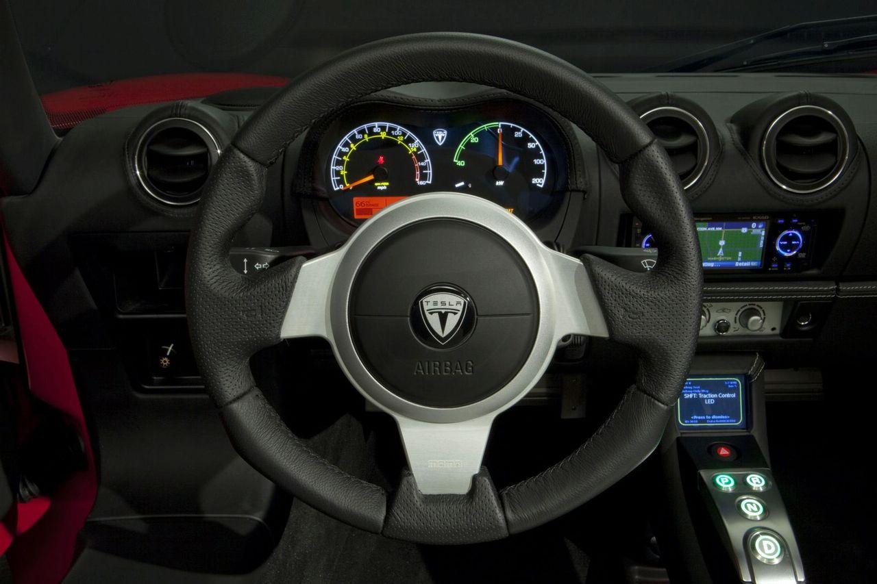 Rpm To Mph Calculator >> Tesla Roadster Sport New Photos - autoevolution