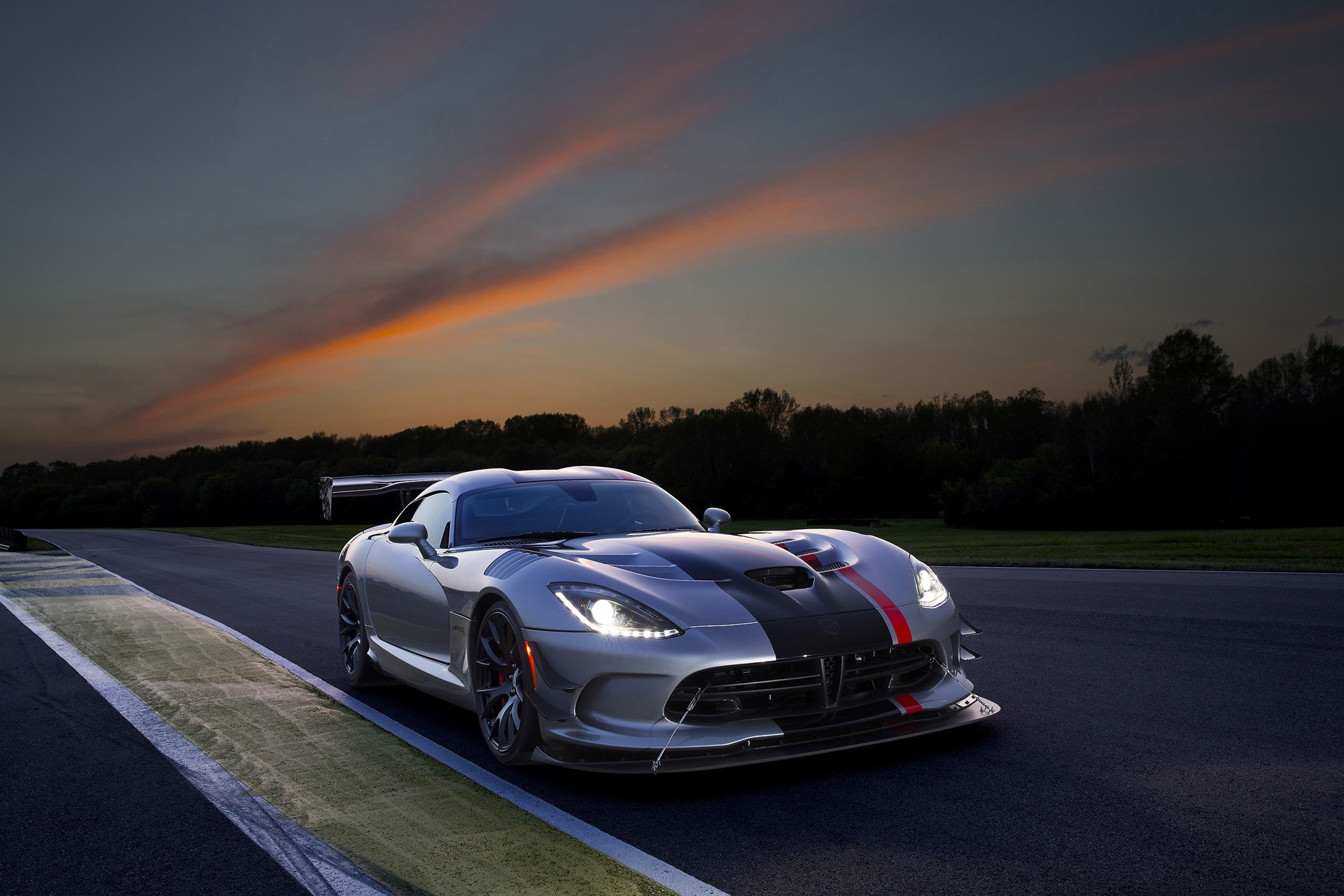 2016 Dodge Viper ACR Review - First Drive - Motor Trend