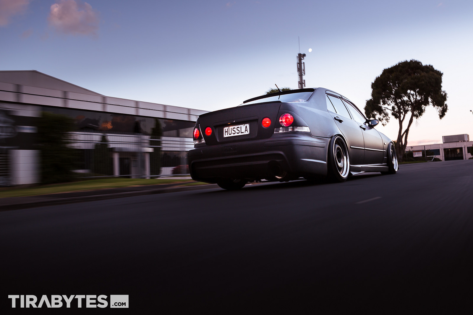 That's How All First-Gen Lexus IS Should Be Built ...