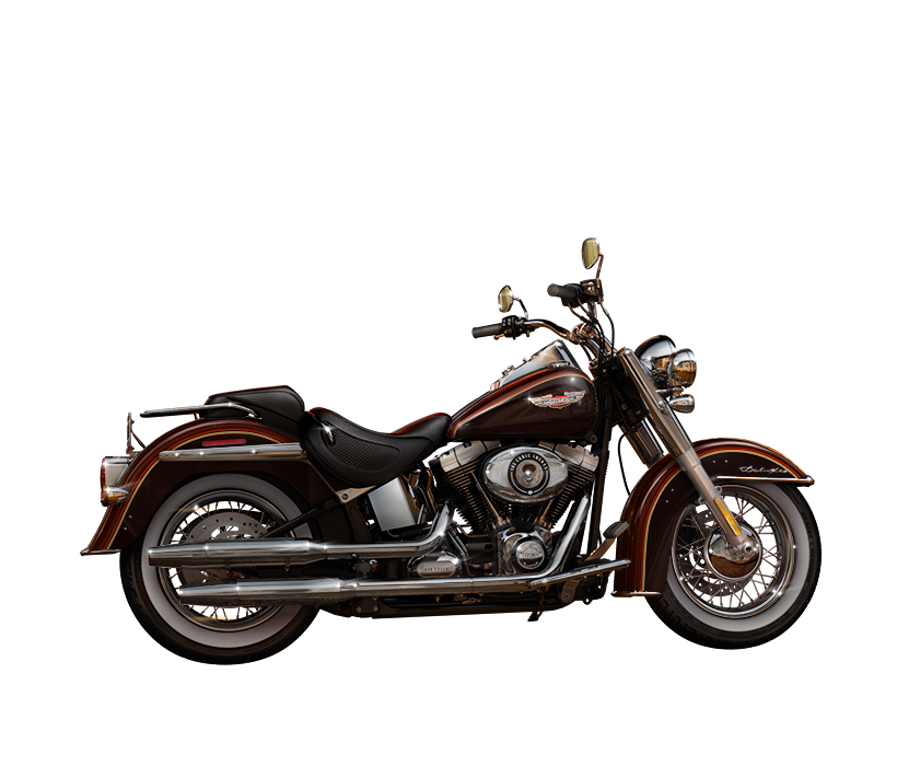 The 2014 Harley-Davidson Softail Deluxe Revealed ...