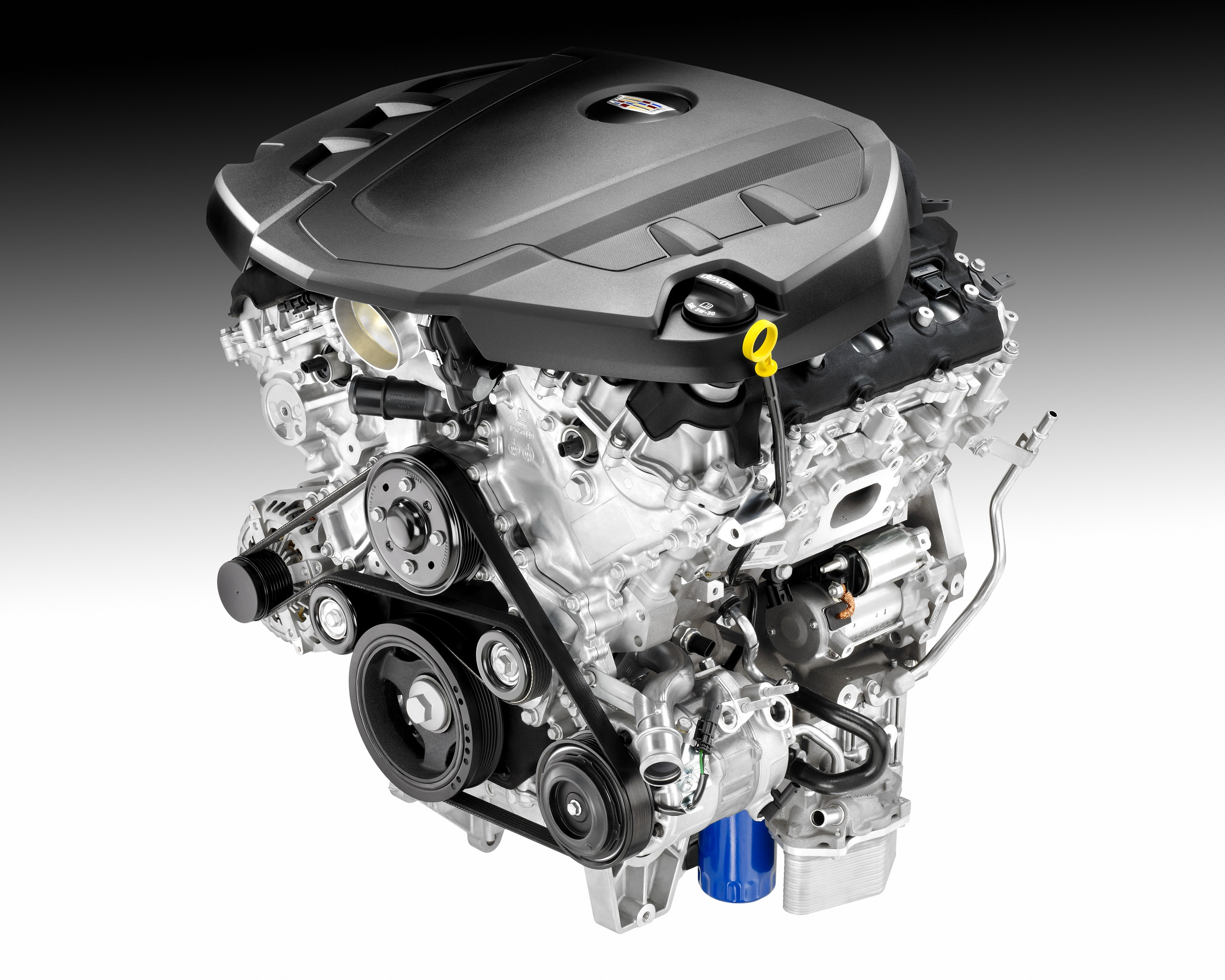 the 2016 cadillac ct6 u2019s 3 6l lgx v6 and 8l45 auto could