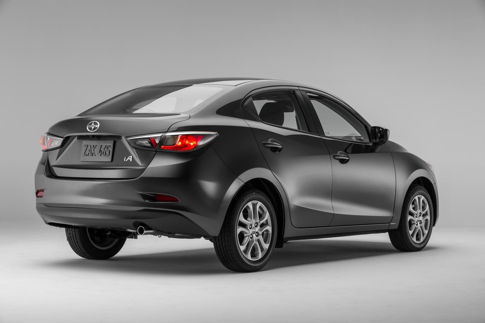 The 2016 Scion Ia Is A 16 000 Sedan We D Buy In A