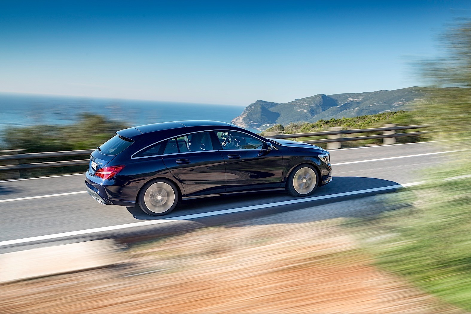 Mercedes Benz Has The Most Aerodynamic Car Range In The