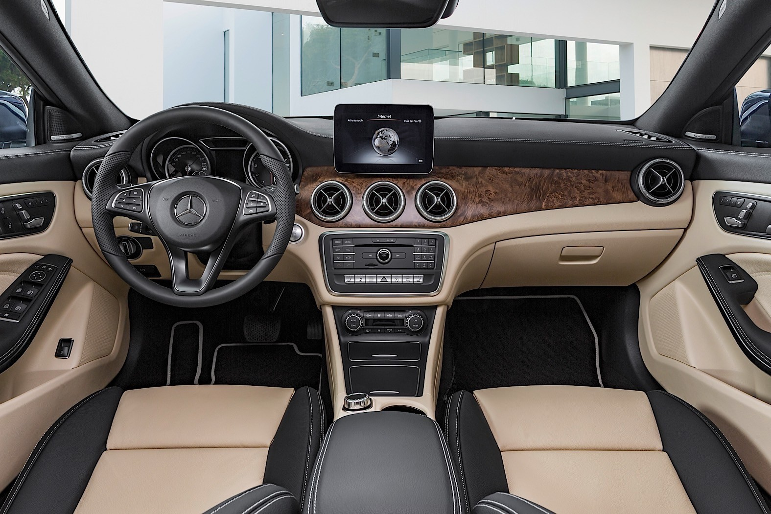 Mercedes CLA 45 AMG Pickup Is a Modern Chevrolet SSR  autoevolution