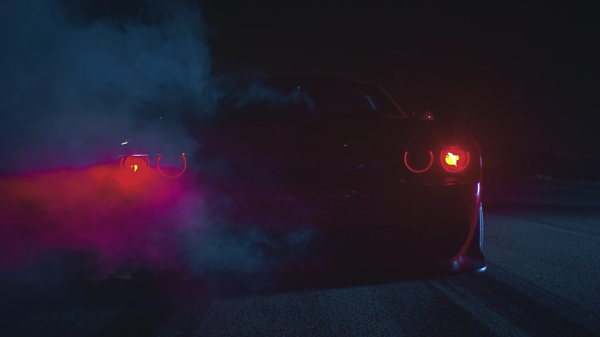 The 2018 Dodge Challenger SRT Demon Plot Thickens With Latest Teaser ...