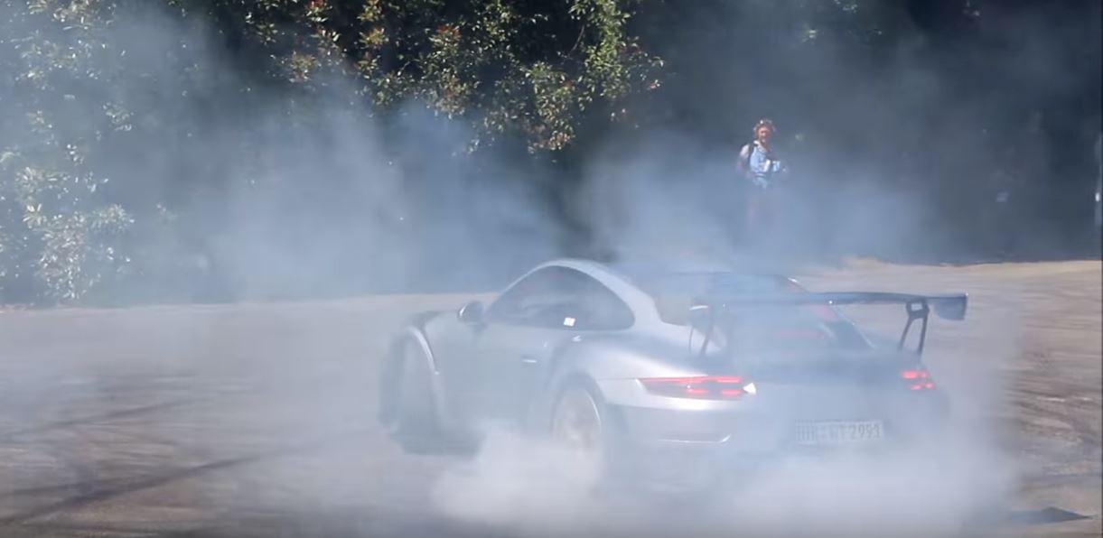 This Is The Very First Porsche Widowmaker