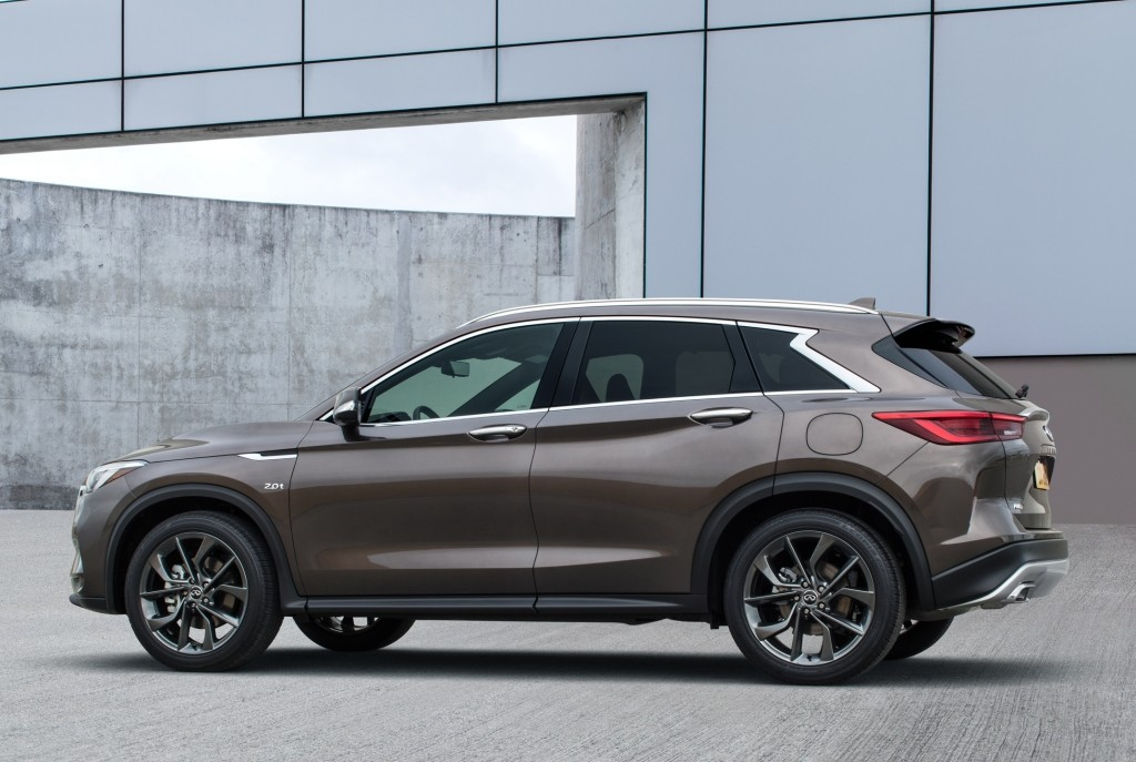 The 2019 Infiniti QX50's Interior Is A Huge Step In The ...