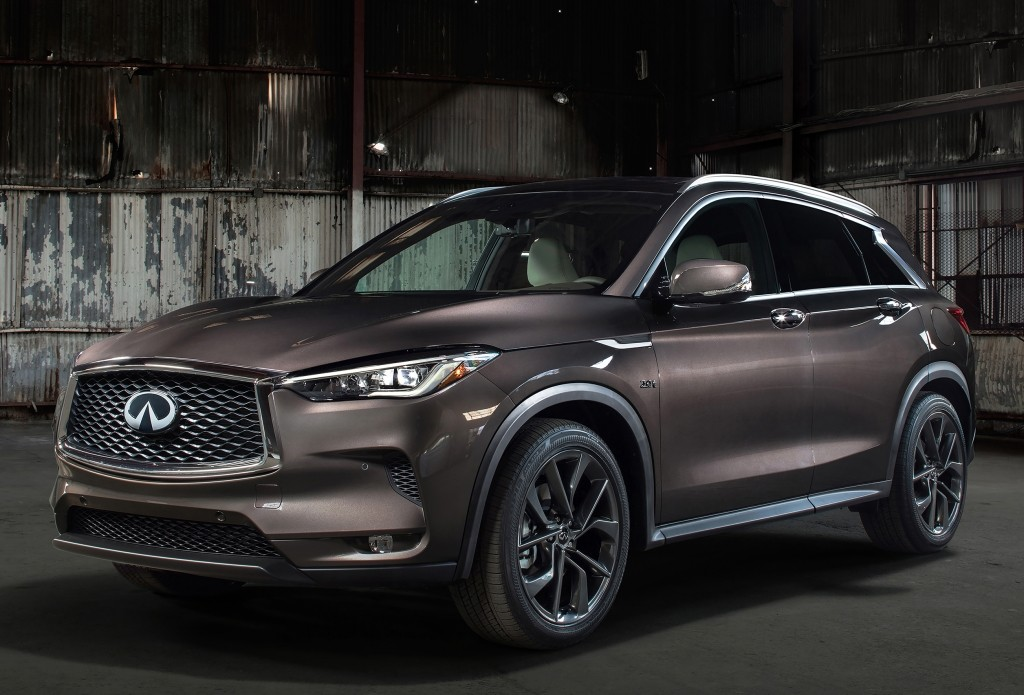 the 2019 infiniti qx50 s interior is a huge step in the right direction autoevolution. Black Bedroom Furniture Sets. Home Design Ideas