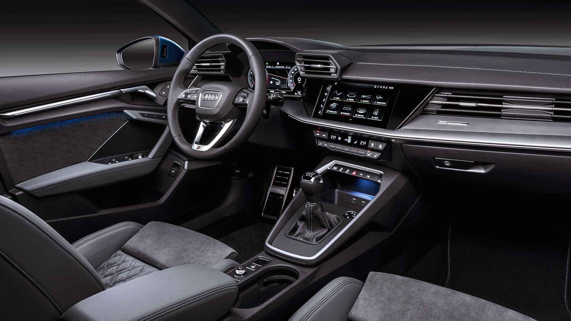 The 2020 Audi Rs 3 Nardo Edition Is Faster Than Standard Rs 3 Sedan Autoevolution