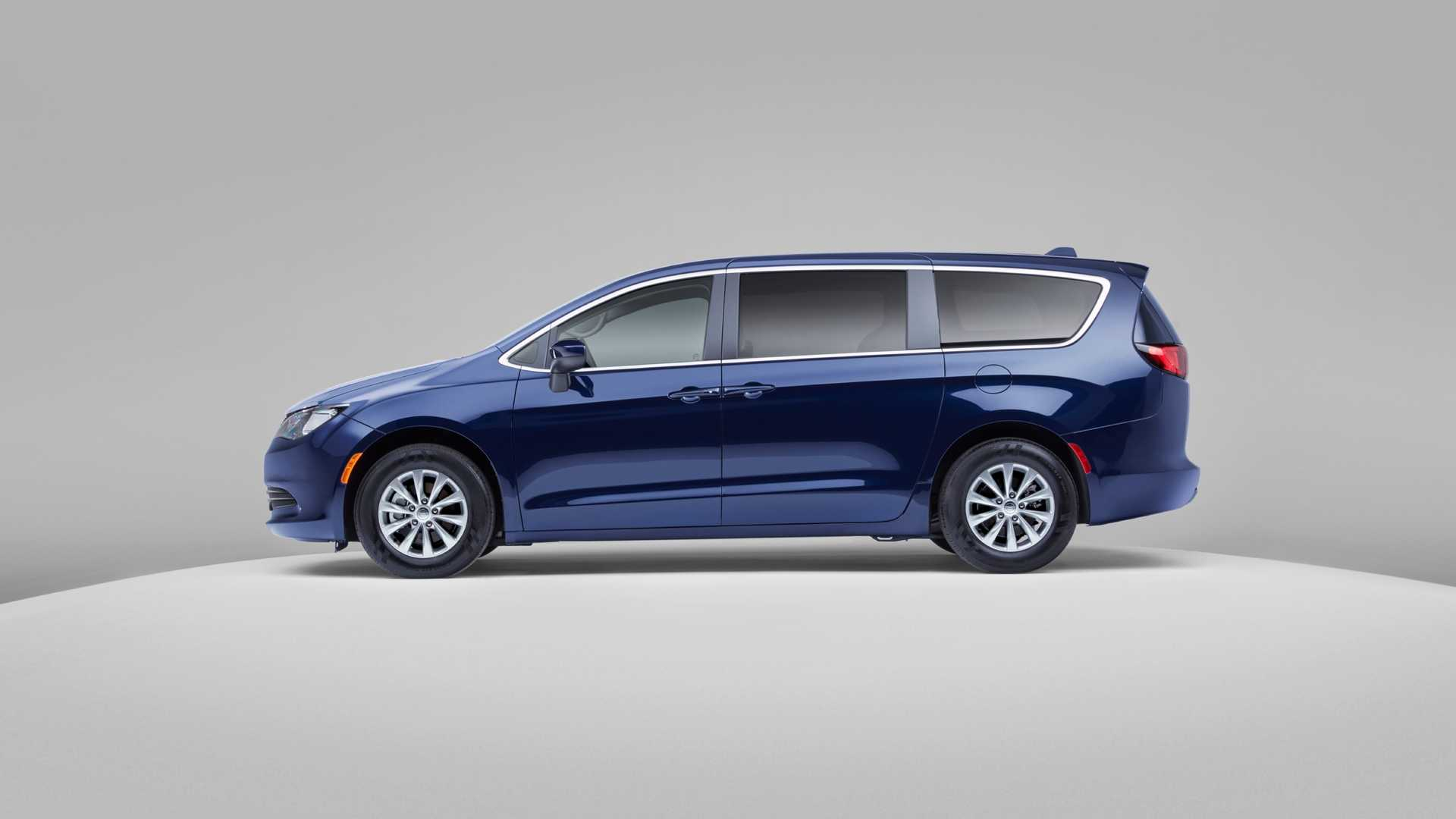 The 2020 Chrysler Voyager Is Actually A Pacifica With Less